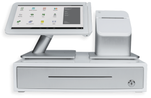 Clover™ Countertop Station point of sale equipment for payment processing solutions | Available with ZERO™