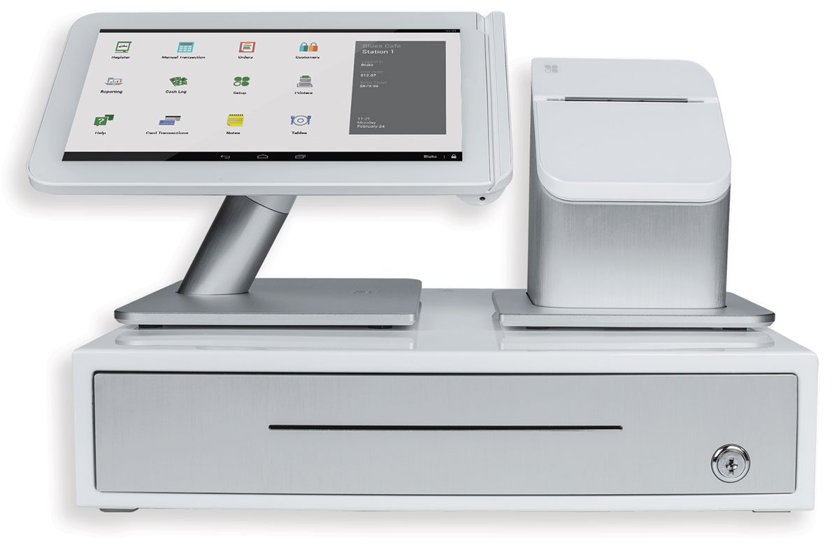 Clover™ Countertop Station point of sale equipment available from ZERO™