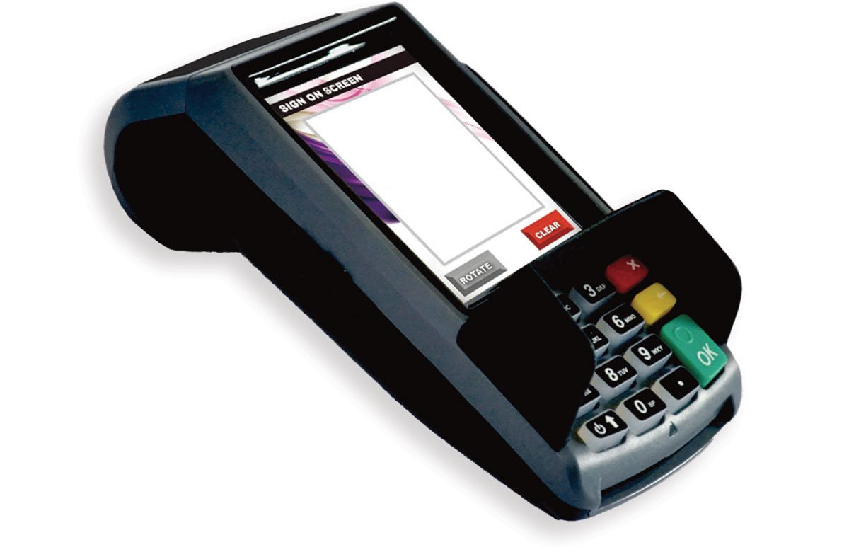Dejavoo Z9 Dual Comm (or WiFi Only) | Credit Card Processing Equipment