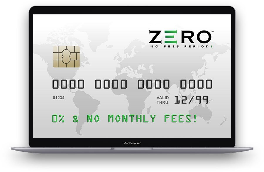 Save $$$ on online credit card processing when you join the ZERO™ Revolution
